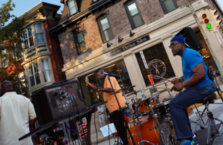 Phoenixville First Friday Music